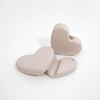 Magnetická dekorácia pre detské postieľky SMART BED – srdiečko