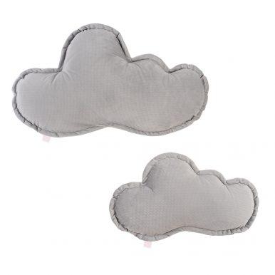 Vankúš Oblak velvet