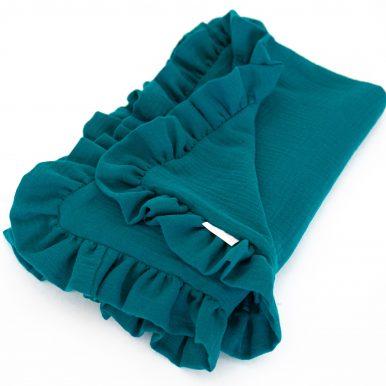 Mušelínová deka
