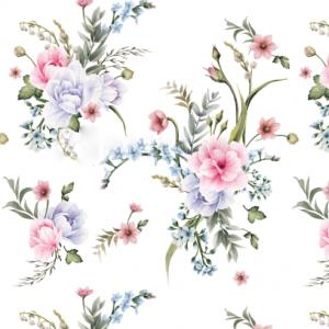 Ružovofialové kvety